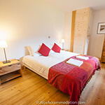 Chardons MGM 4 bedroom Samoens   Bedrooms