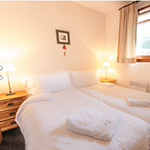 Jardin Alpin B11   Bedrooms