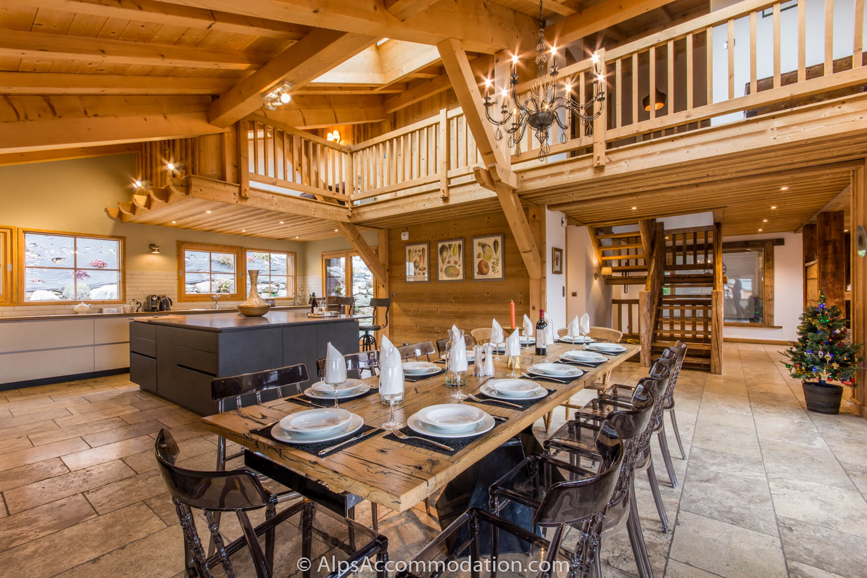 Luxury 5 Bedroom Chalet With