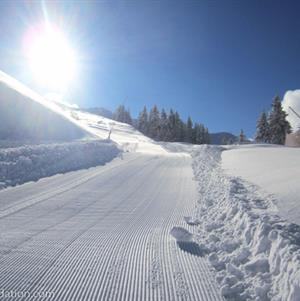 Pristine pistes can be found in Morillon Grand Massif