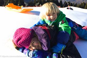 Family fun in Samoens