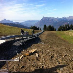 New Carpet Lift at Samoens 1600 for Beginners and Children