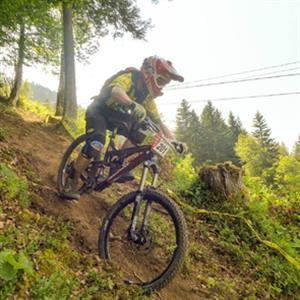 Nick Maher Enduro World Series Samoens