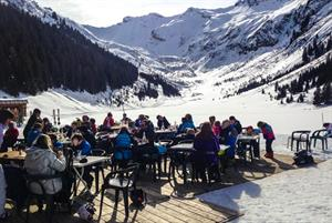 Grand Massif   Long sunny lunches