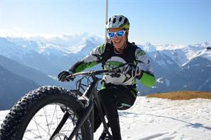 Fat Biking in Samoens Morillon and the Grand Massif