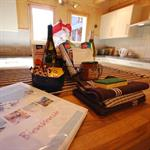 Welcome pack in chalet Esse