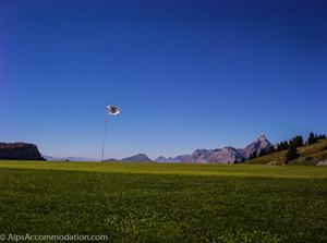 Golf in Samoens and the local area