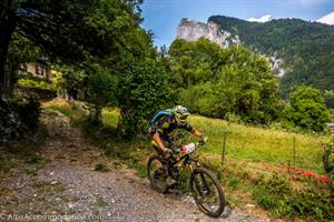 World class mountain biking in Samoens