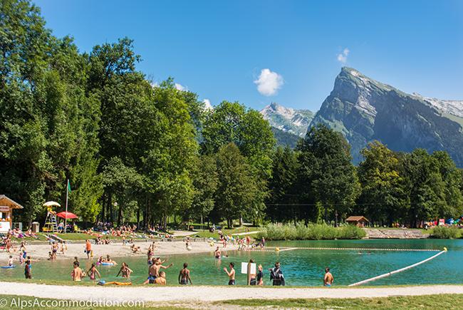 The lakes of samoens morillon the grand massif and the - Office tourisme morillon haute savoie ...