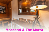 10 bedroom chalet in samoens with hot tub in a central location