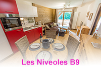 Stylish apartement in Morillon