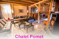 Stunning catered chalet in Morillon with hot tub