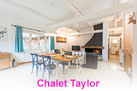 Spacious 3 bedroom chalet in Morillon with hot tub. Village centre location close to the Morillon telecabine.