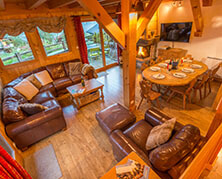 Chalet Ambregales Samoens Special Offer