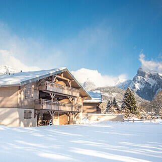 Our selection of 1 bedroom chalets and apartments in Samoens and Morillon