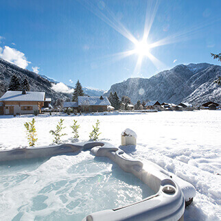 Our selection of apartments and chalets in Samoens with a hot tub
