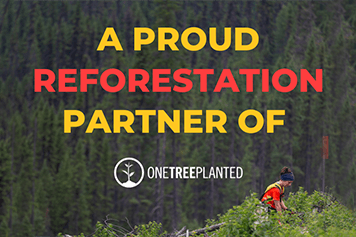 You Book, We Donate, One Tree Planted